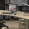 Büromöbel Visualisierung