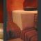Sauna - Ruheraum - Handmodelliert